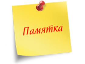 """Памятка пользователю """"Личного кабинета налогоплательщиков для физических лиц"""""""