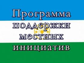 Программа поддержки местных инициатив ППМИ-2019