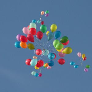 Принят запрет на запуск в небо воздушных, гелиевых шаров и небесных фонариков