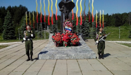 12 июня 2015 г. – Сабантуй – ВПК «Беркут»
