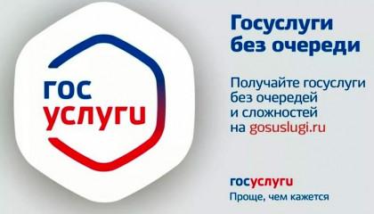 Госуслуги – Единый портал государственных услуг и функций