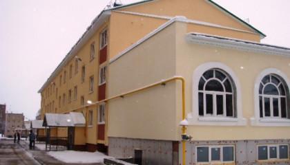 30.10.2015г. в 15:00 состоялась торжественная церемония сдачи нового дома по ул.Тукаева 64/2