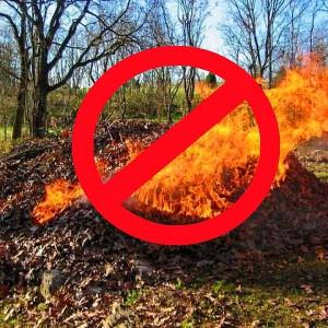 Правила использование открытого огня и разведение костров