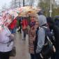 Проведение мероприятий посвященного 70-ти летию Победы в Великой Отечественной войне